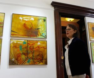 Cecilia Whittaker-Doe: First SRO Gallery Exhibit Runs To May 26
