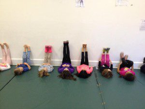 Kids@OldFirst Arts and Yoga Week happens April 10-14