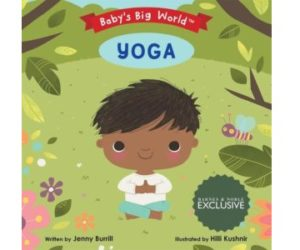 It's A Big World, Baby: Read All About It In Jenny Burrill's New Book