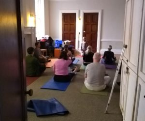 Jenny Burrill's FREE Yoga Sundays at 2 pm! All Levels Welcome!